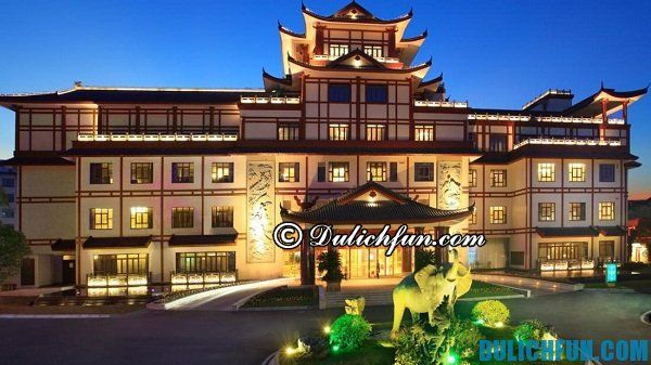 Những khách sạn nên thuê ở Thượng Hải đẹp, chất lượng tốt. Khách sạn giá rẻ ở Thượng Hải