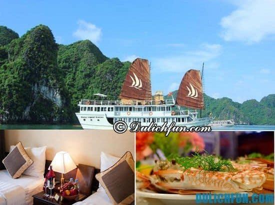 Khách sạn nổi tiếng nhất Tuần Châu cảnh đẹp vị trí thuận lợi: du lịch Tuần Châu ở đâu tốt nhất