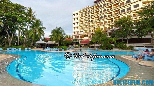 Khách sạn, resort cao cấp sang trọng tại Cebu. Du lịch Cebu nghỉ ở đâu giá rẻ, chất lượng. Kinh nghiệm du lịch Cebu, Philippines: ăn uống, đi lại, địa điểm tham quan đẹp.