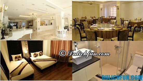 Khách sạn ở Hạ Long giá vừa túi tiền vị trí đẹp: địa chỉ khách sạn uy tín ở Hạ Long