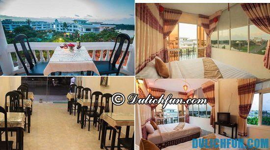 Khách sạn ở Huế view đẹp giá rẻ gần khu du lịch