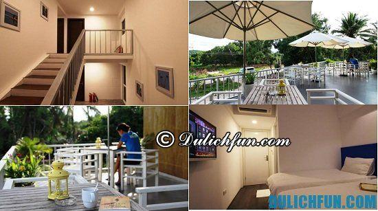 Khách sạn ở Phú Quốc có vị trí tốt thuận tiện đi du lịch