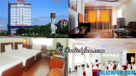 Khách sạn ở Thanh Hóa giá rẻ sang trọng: khách sạn ở trung tâm Thanh Hóa