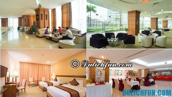 Khách sạn ở Thanh Hóa giá tốt tiện nghi vị trí đẹp thuận tiện
