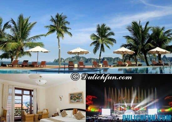 Khách sạn ở Tuần Châu ven biển giá tốt: Tuần Châu có khách sạn nào đẹp, nằm gần biển, dịch vụ tốt
