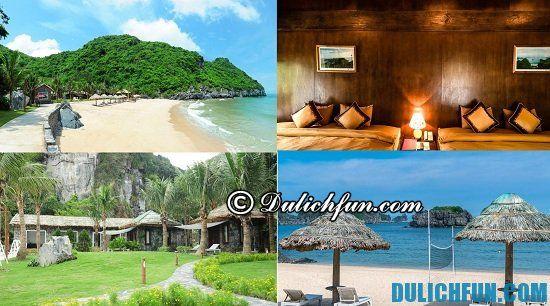 Khách sạn, resort đẹp ven biển Cát Bà nổi tiếng nhất: Du lịch Cát Bà ở đâu tốt, thuận tiện đi lại
