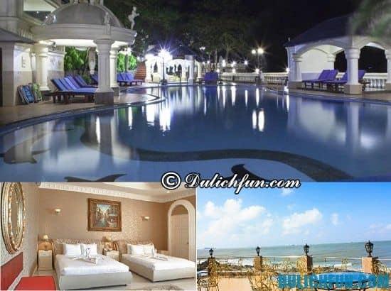 Khách sạn resort nổi tiếng cao cấp sang trọng ở ven biển Vũng Tàu
