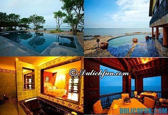 Khách sạn, resort ven biển Vũng Tàu giá tốt tiện nghi: điểm danh khách sạn cao cấp ở Vũng Tàu