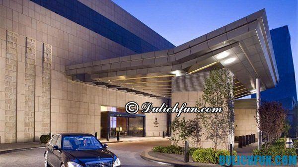Khách sạn 5 sao ở Bắc Kinh. Khách sạn chất lượng sang trọng, cao cấp tại Bắc Kinh nên ở