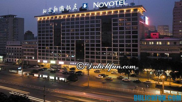 Khách sạn bình dân chất lượng ở Bắc Kinh: Tư vấn khách sạn tốt ở Bắc Kinh giá vừa phải