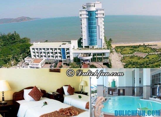 Khách sạn tiện nghi ở Quy Nhơn ven biển có đồ ăn ngon: Khách sạn nào tốt ở Quy Nhơn