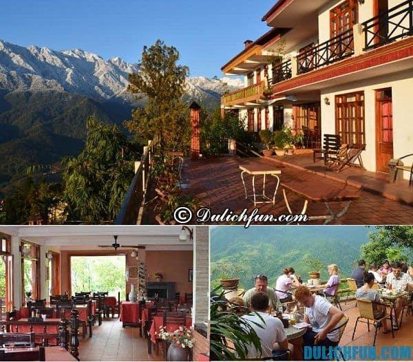 Khách sạn gần núi Fansipan. Những khách sạn, nhà nghỉ tốt giá rẻ ở Sapa gần Fansipan. Kinh nghiệm chọn khách sạn khi du lịch Fansipan