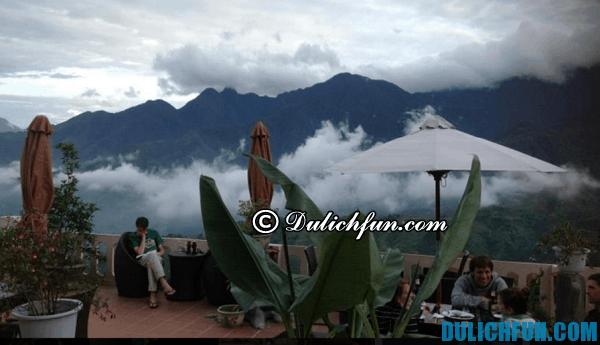 Khách sạn đẹp, giá tốt ở gần Fansipan. Du lịch Fansipan nên ở đâu?