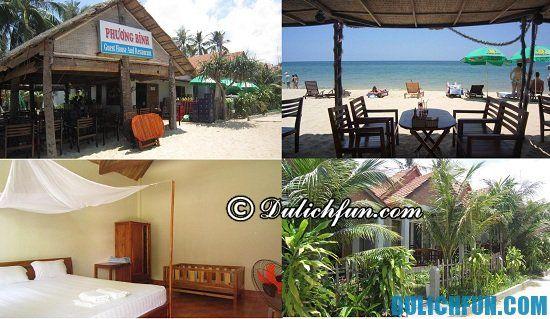 Khách sạn ven biển Phú Quốc giá bình dân view đẹp: Địa điểm ngủ nghỉ ở Phú Quốc tốt nhất
