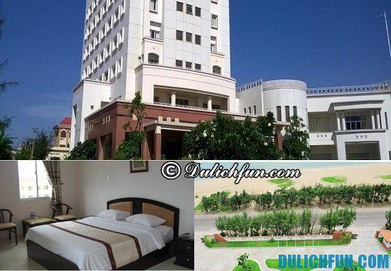 Khách sạn ven biển Tuy Hòa đẹp, tin cậy: Khách sạn nằm sát biển giá tốt ở Tuy Hòa Phú Yên