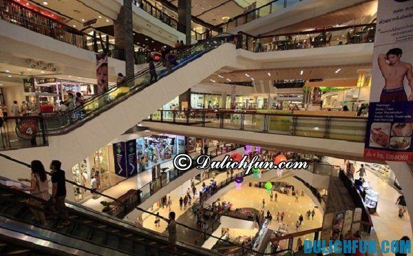 Khu mua sắm chất lượng ở Pattaya- Kinh nghiệm du lịch Pattaya đầy đủ nhất, hướng dẫn du lịch Pattaya