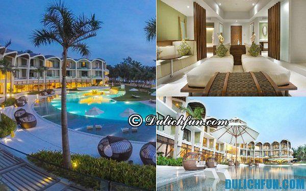 Top resort đẹp ở Phú Quốc. Khách sạn 5 sao ở Phú Quốc