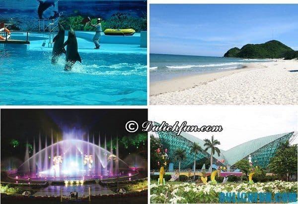 Kinh nghiệm du lịch Tuần Châu- địa điểm vui chơi hấp dẫn