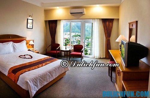 Những nhà nghỉ, khách sạn đẹp khi du lịch biển hải tiến. Kinh nghiệm du lịch biển hải tiến