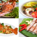 Một số kinh nghiệm du lịch biển hải tiến đầy đủ, chi tiết. Những món ăn ngon, đặc sản ở biển hải tiến, thanh hóa