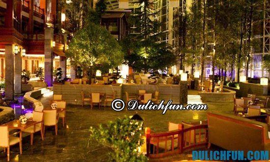 Khách sạn đẹp, nổi tiếng ở Cửu Trại Câu. Tư vấn lịch trình tham quan du lịch Cửu Trại Câu