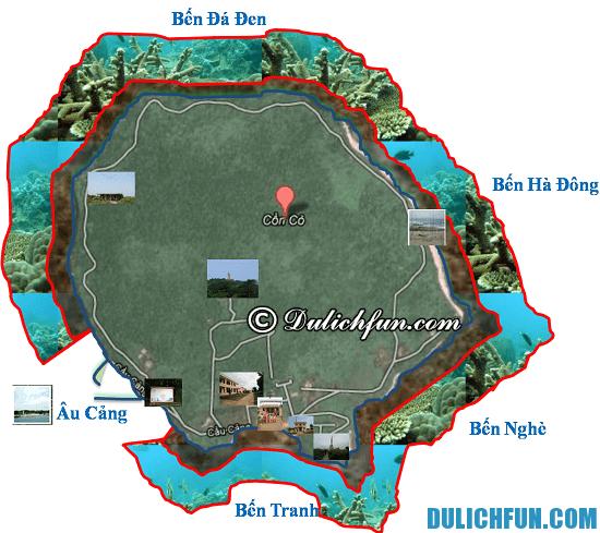 Kinh nghiệm du lịch đảo Cồn Cỏ tự túc, an toàn: tour du lịch đảo Cồn Cỏ giá rẻ