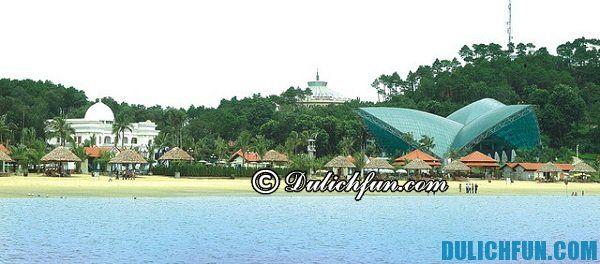 Kinh nghiệm du lịch Tuần Châu tổng hợp đầy đủ nhất. Hòn đảo Tuần Châu là hòn đảo đẹp, độc đáo nhất khu vực Bắc Bộ. Du lịch Tuần Châu tự túc, tiết kiệm
