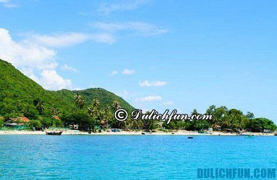Chia sẻ kinh nghiệm du lịch đảo Điệp Sơn đầy đủ, chi tiết nhất