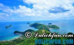 Chia sẻ kinh nghiệm du lịch đảo Nam Du đầy đủ, mới nhất