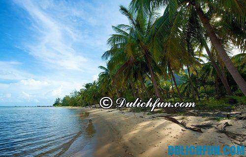 Hòn lớn, điểm du lịch đẹp nhất ở đảo Nam Du. Kinh nghiệm du lịch đảo Nam Du tiết kiệm