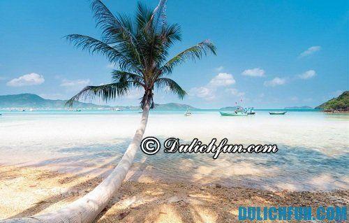 Khám phá những địa điểm du lịch đẹp nhất ở đảo Nam Du. Lịch trình du lịch đảo Nam Du chi tiết nhất