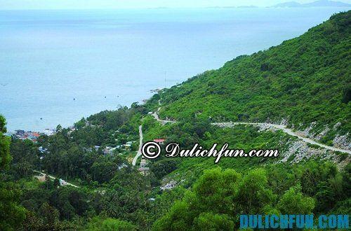 Những địa điểm đẹp trên đảoNam Du. Tư vấn tour du lịch đảo Nam Du giá rẻ, tiết kiệm