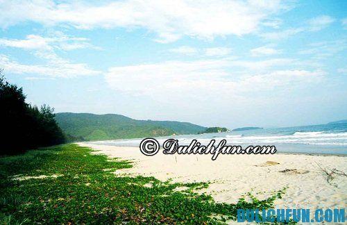 Khám phá những địa điểm du lịch đẹp trên đảo Ngọc Vừng. Tư vấn lịch trình du lịch đảo ngọc vừng tự túc, thuận lợi