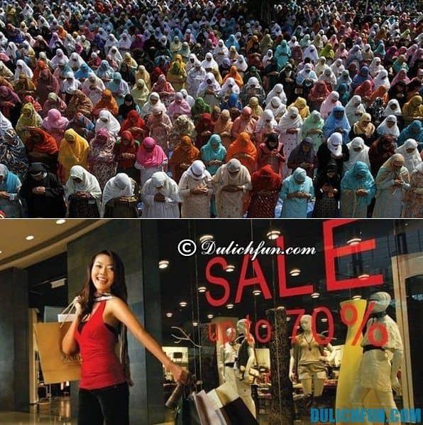 Kinh nghiệm mua sắm khi du lịch Indonesia: Đến Indonesia nên mua gì về làm quà