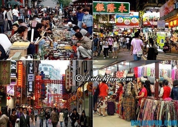 Hướng dẫn, địa chỉ mua sắm ở Bắc Kinh uy tín: Địa điểm mua sắm nổi tiếng ở Bắc Kinh