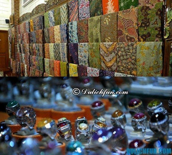 Nên mua gì về làm quà khi đến Indonesia. Kinh nghiệm mua sắm ở Indonesia