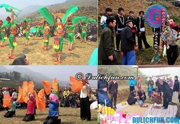 Những lễ hội truyền thống ở Sapa. Du lịch lễ hội ở Sapa