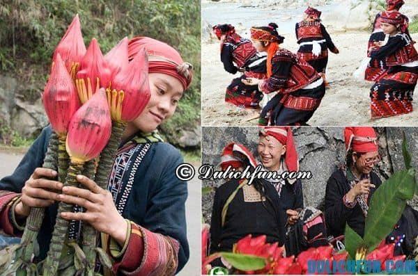 Những lễ hội đặc sắc ở Sapa. Du lịch lễ hội ở Sapa. Ở Sapa có những lễ hội truyền thống nào?