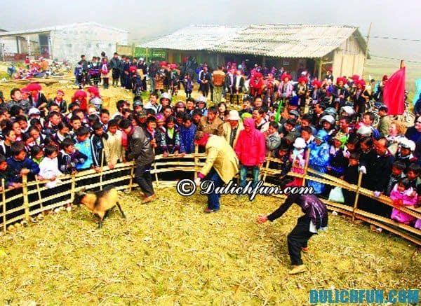 Những lễ hội đặc sắc ở Sapa