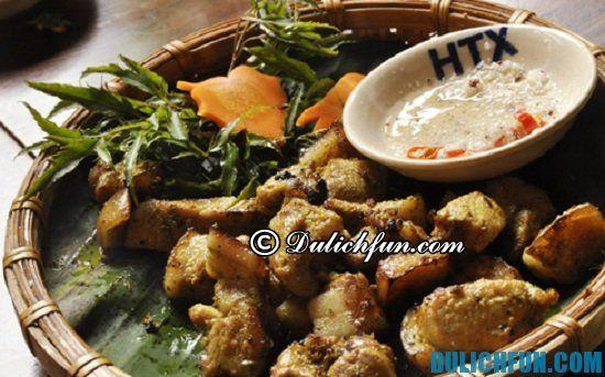 Điểm tên các món ăn ngon, đặc sản ở Tây Thiên. Những món ăn ngon, nổi tiếng ở Tây Thiên nhất định phải thử.