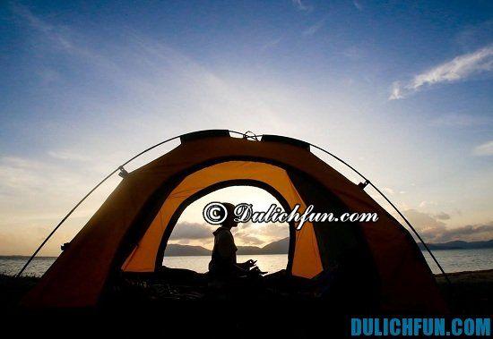Kinh nghiệm du lịch đảo Điệp Sơn: Ở đâu khi đi du lịch đảo Điệp Sơn? Địa điểm lưu trú khi đi du lịch đảo Điệp Sơn