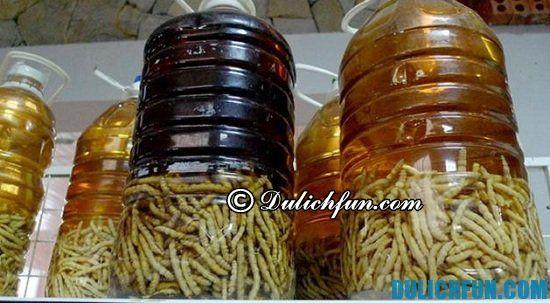 Món ăn đặc sản hấp dẫn ở Điện Biên: đồ uống nổi tiếng ở Điện Biên