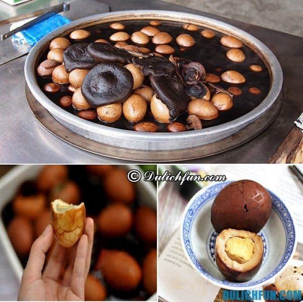 Món ăn đường phố ngon ở Bắc Kinh: Đặc sản đường phố nổi tiếng ở Bắc Kinh