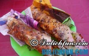 Món ăn ngon, nổi tiếng ở Mũi Né: Địa chỉ ngon rẻ, đông khách