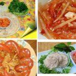 Điểm danh những món ăn ngon ở Huế, món tôm chua hấp dẫn rất đáng thưởng thức khi du lịch Huế