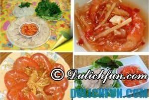 Những món ăn ngon tại Huế, ẩm thực Huế nổi tiếng nhất