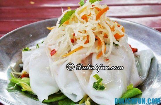 Món ăn truyền thống độc đáo ở Bạc Liêu: đặc sản Bạc Liêu nên ăn thử