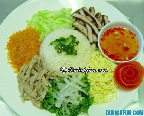 Món cơm âm phủ ở Huế là món ăn đặc sản của Huế, thu hút du khách mỗi lần ghé thăm khám phá đất cố đô Huế