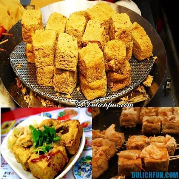 Món ăn đường phố hấp dẫn du khách nhất Bắc Kinh. Ẩm thực đường phố Bắc Kinh
