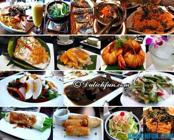 Món ngon, đặc sản ở Manila- Kinh nghiệm du lịch Manila thú vị ,bổ ích